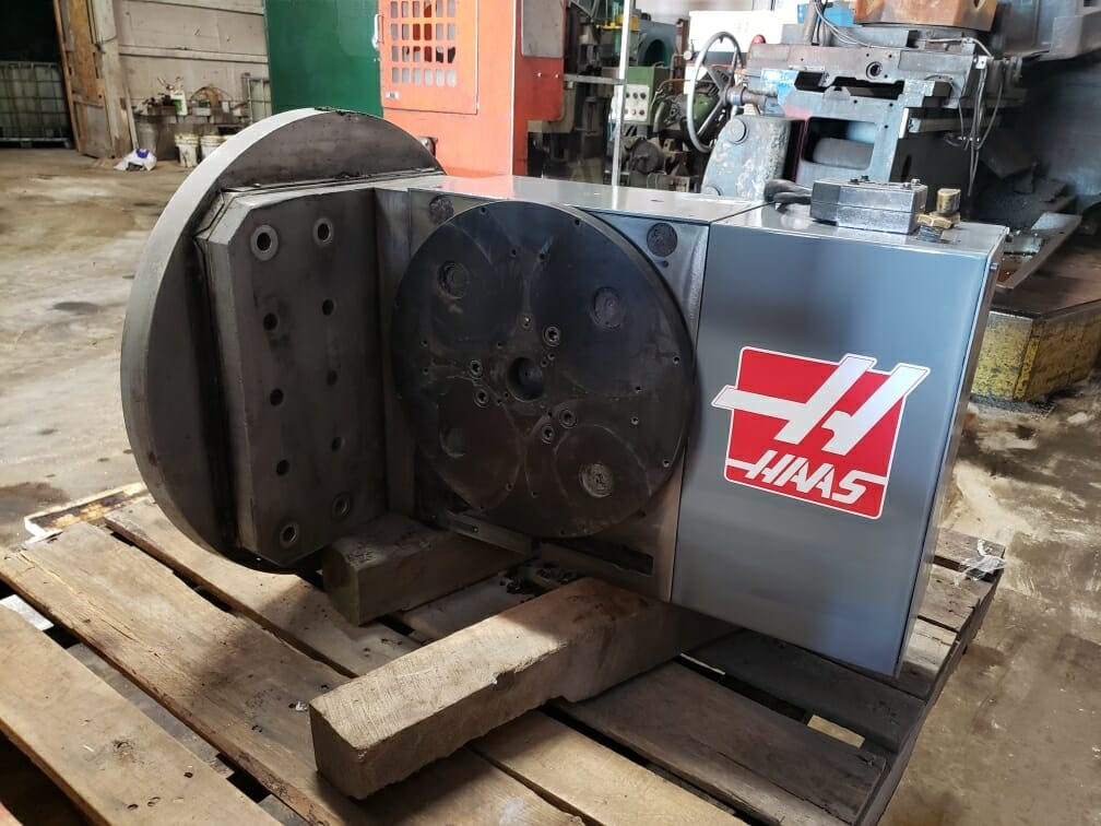 Haas HRT-310M Brushless Rotary Table For Sale