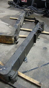 80,000lbs. Taylor Forklift (2)