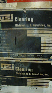 Clearing-Rowe 200 ton OBS Press Line (7)