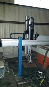 Sepro Plastic Injection Molding Machine Robot For Sale (3)