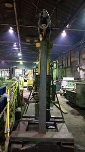 80,000lb. Capacity Bristol RS-80 Forklift For Sale