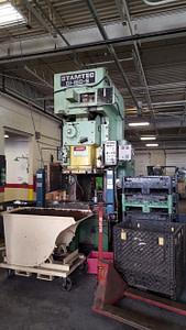 160 Ton Capacity Stamtec Press For Sale