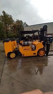 25,000lb 35,000lb Capacity Versa Lift Forklift For Sale 12.5 Ton 17.5 Ton