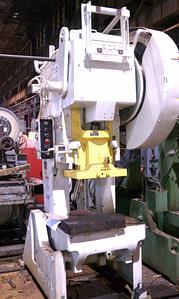 60 Ton Minster OBI Press 4
