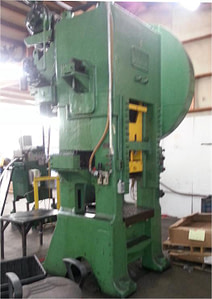 135 Ton Minster Press 3