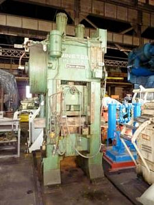 100 Ton Minster Press - High Speed Piecemaker For Sale