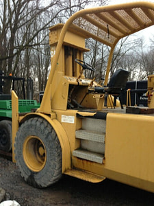40,000lbs. Cat Towmotor Forklift For Sale
