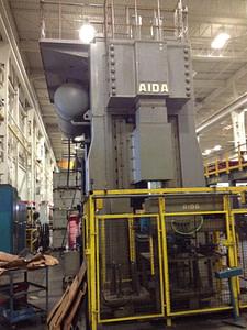 800 Ton Aida Press 2