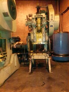 110 Ton Brown and Boggs OBI Press 2
