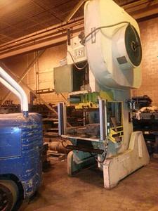 110 Ton Brown and Boggs OBI Press