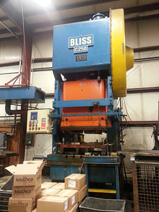 250 Bliss Press For Sale
