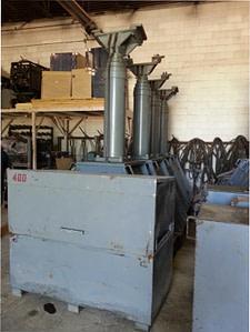 400 Ton Lift Systems 22A Hydraulic Gantry Crane 10