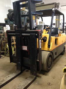 CAT Fork Truck For Sale 30000lb