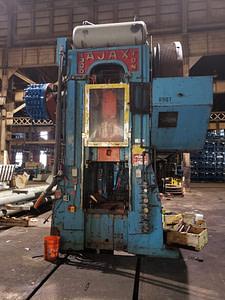 1,300 Metric Ton Capacity Ajax Forging Presses For Sale