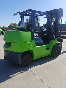 15,000 lb Capacity Toyota Forklift For Sale 7.5 Ton