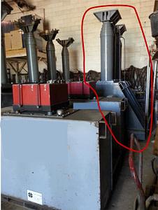 800 Ton Lift Systems 48A Hydraulic Gantry Crane 2
