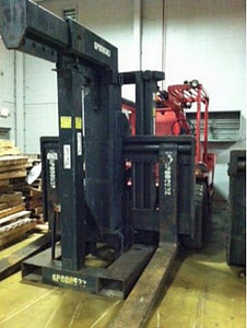 Used 80000lb Rigger Lift For Sale