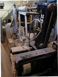 80,000lb Bristol Forklift 8