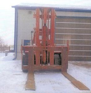 30000lb Taylor Forklift For Sale 2