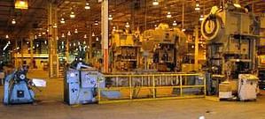 10,000lb. Capacity CWP Straightener Servo Feedline For Sale (10)