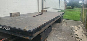 100 Ton Die Cart For Sale - 200,000lbs
