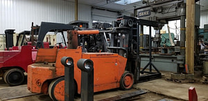 40/60 Versa-Lift Forklift For Sale 20 Ton 30 Ton