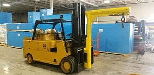 35,000 lb Capacity Royal Forklift For Sale 17.5 Ton