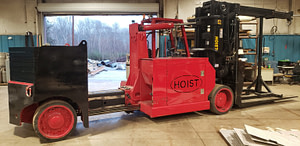 40,000 lb to 60,000 lb Capacity Hoist Forklift For Sale 20-30 Ton