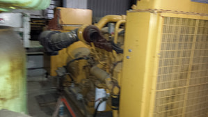 Cat 250kw Diesel Generator For Sale