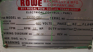 Clearing-Rowe 200 ton OBS Press Line (17)