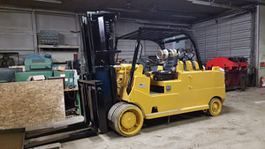 40,000lb. Capacity Royal Forklift For Sale 20 Ton