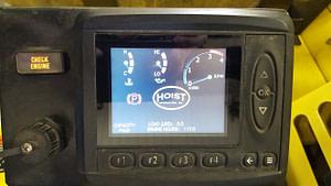 25,000lb. to 35,000lb. Hoist Forklift For Sale (1)