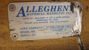 50 Ton Capacity Allegheny Die Carts (3)