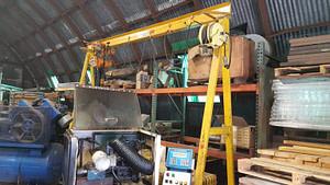 harrington-a-frame-crane-for-sale-1