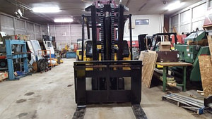 Cat Royal 30000lb Forklift For Sale Used