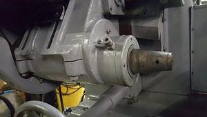 Cross Model 55 Universal Gear Chamfering Machine For Sale