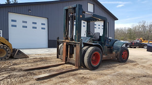 22,500lb. Capacity Hyster Forklift For Sale 10+ Ton