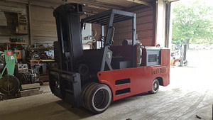 40,000lb. Capacity Yale Autolift Forklift For Sale 20 Ton