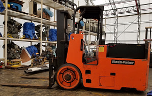 40000lb Elwell Parker Forklift For Sale 20 Ton