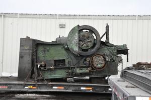 1,000 Ton Ajax Forging Press For Sale
