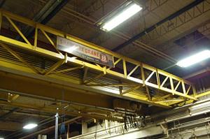 Shaw-Box 10 Ton Overhead Crane [1]