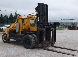 30,000 lb. Capacity Taylor Forklift For Sale For Sale 15 Ton