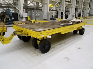100,000lb. Capacity Irwin Die Cart For Sale