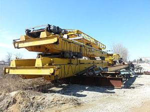 overhead bridge crane 9