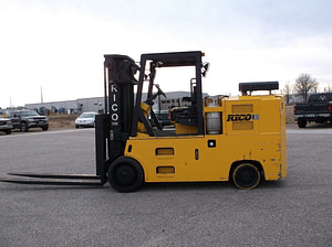 30,000lb. Capacity Rico Forklift For Sale 15 Ton