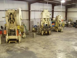 200 Ton Bliss Press #30 - OBI Press with Cushion For Sale