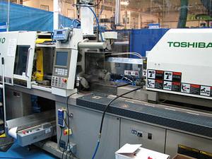 110 Ton Toshiba IMM 2