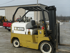 20,000lbs. Yale Forklift For Sale