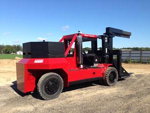 80,000lbs. Bristol Forklift For Sale - SOLD