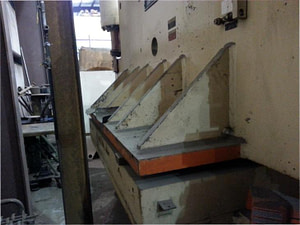 Clearing Niagara Flange Bed Press Brake pic 7
